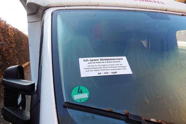 Dauerhaft geparkte Wohnmobile nerven Anwohner und Bürgervereine