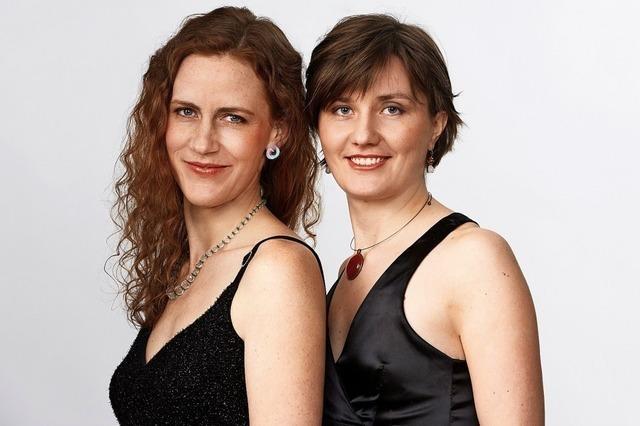 Pelion Duo geben ein Konzert voller musikalischem Sturm und Drang