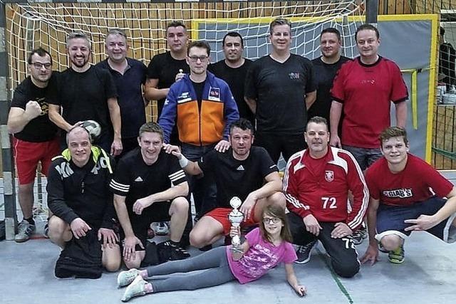 Handball-Grümpelturnier steht auf der Kippe