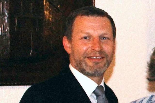 Andreas Bix will Ortsvorsteher werden