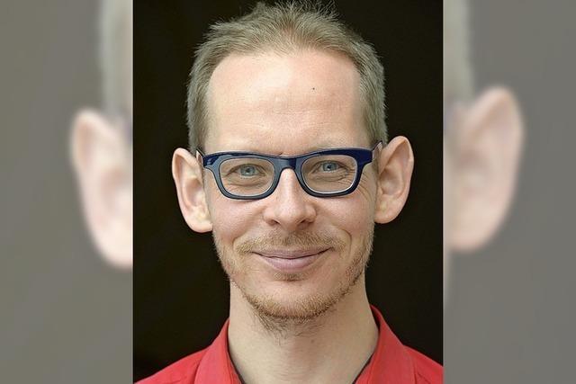 Der BZ-Fragebogen, ausgefüllt von Sven Hinz, Komponist, Chorleiter, Autor und Hörbuchsprecher