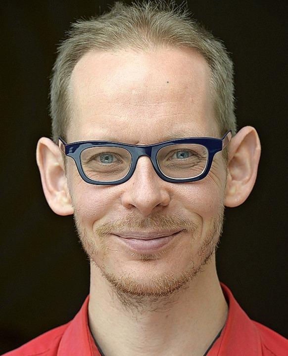 Sven Hinz   | Foto: Ingo Schneider