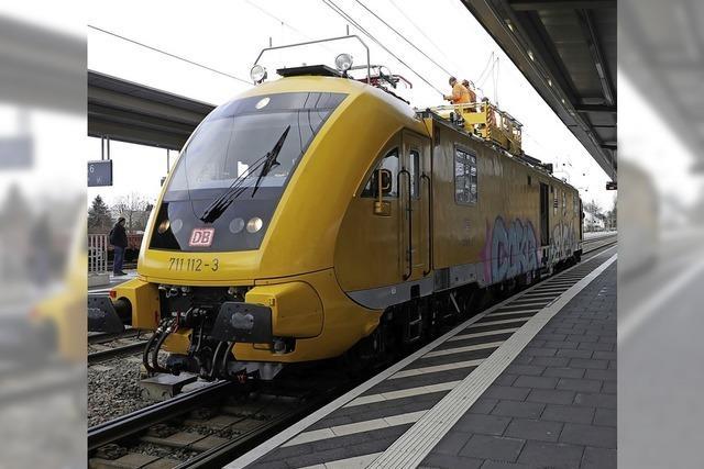 Für Bahnreisende beginnt das Jahr mit Verspätung