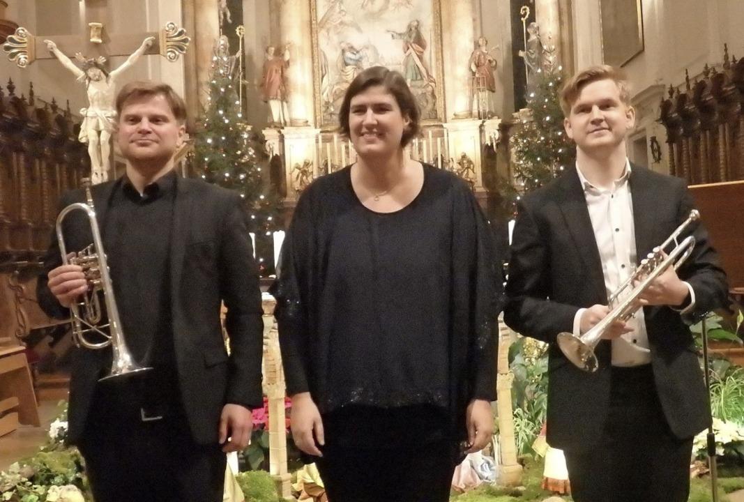 Begeisterten mit ihren virtuosen Darbi...r Reich (links) und Mykolas Pozingis.   | Foto: Bianca Flier