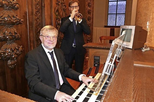 Virtuoses Neujahrskonzert im Dom