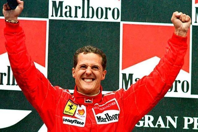 Rekordweltmeister und Ausnahme-Talent: Michael Schumacher wird 50
