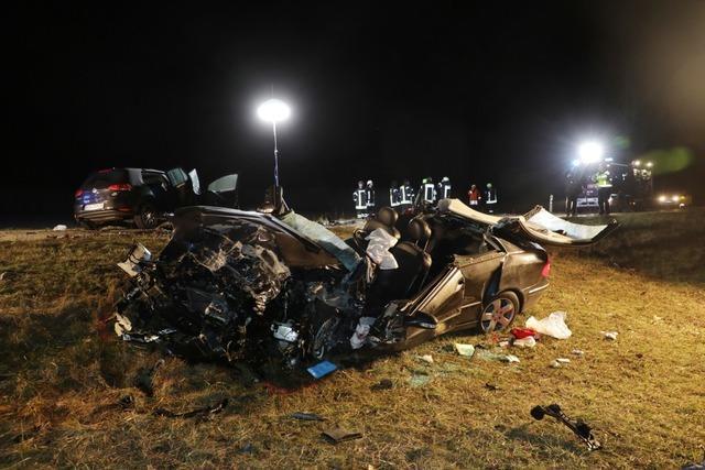 27-Jähriger stirbt bei Frontalunfall zwischen Hesselhurst und Willstätt