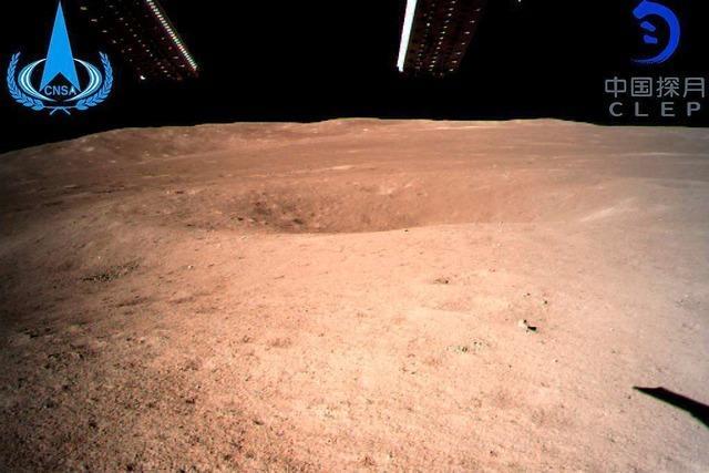 China gelingt die erste Landung auf der Rückseite des Mondes