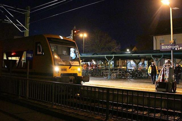 72-Jährige stirbt bei Unfall am Bötzinger Bahnhof