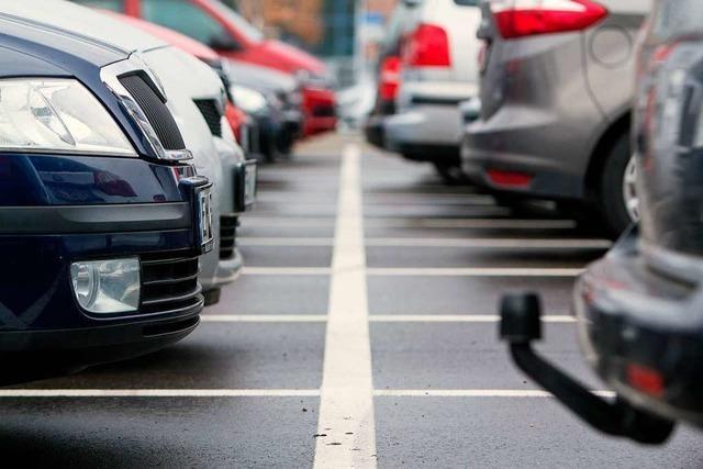 In Emmendingen können die Parkgebühren jetzt mit dem Handy bezahlt werden