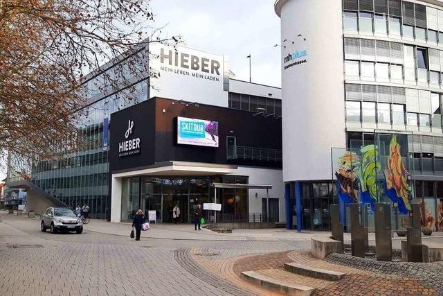 Rheinfelden: Hieber modernisiert Innenstadt-Markt