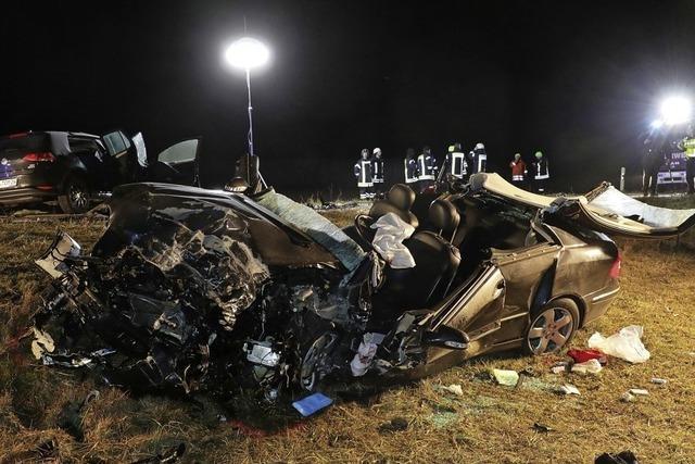 Junger Autofahrer tödlich verunglückt