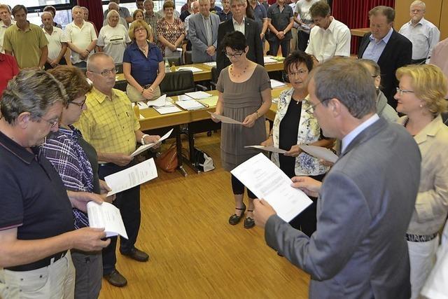 Fast alle Gemeinderäte in Rheinfelden treten bei der Kommunalwahl wieder an