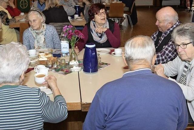 Viele ältere Menschen sind hungrig auf