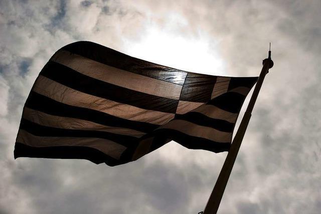 Griechenland ist noch nicht über den Berg