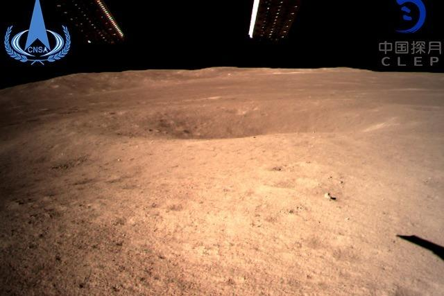 China glückt Landung auf Mond-Rückseite