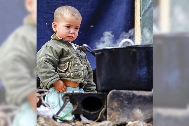 Prekäre Lage für Flüchtlinge im Libanon