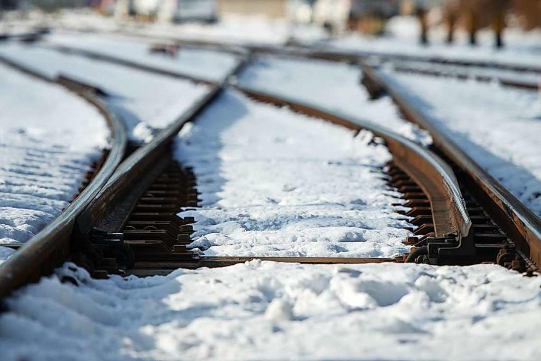 Streiks können die Bahn jetzt erstmal nicht mehr aufhalten.  | Foto: dpa