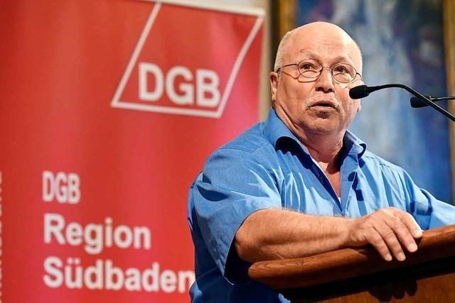 Werner Siebler war einst Deutschlands prominentester Postler - und so war sein Jahr 2018