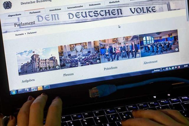 YouTuber will Hacker deutscher Politiker kennen:
