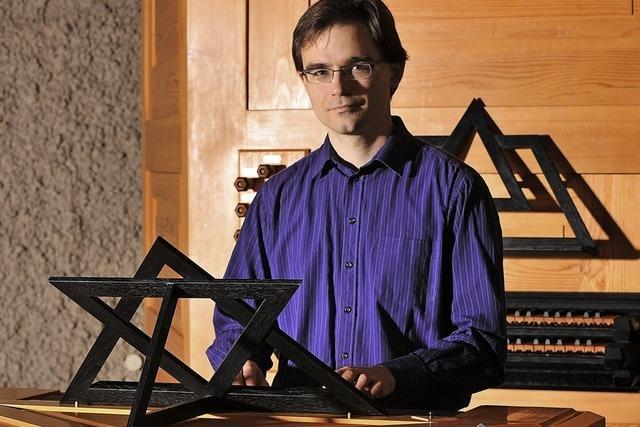Matthais Flierl gibt am Sonntag, 6. Januar, Orgelkonzert in der Versöhnungskirche in Waldshut