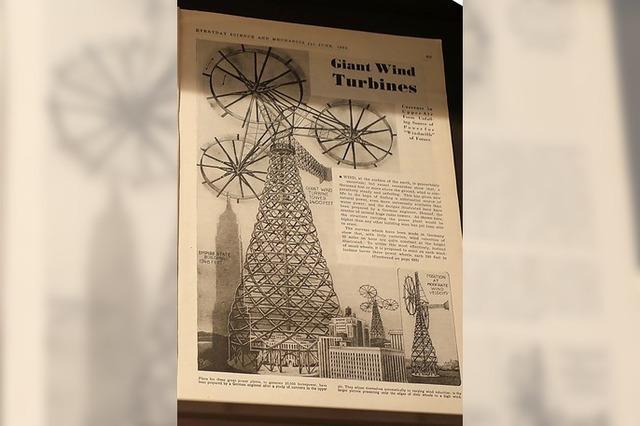 Ein Windkraftpionier aus Dinglingen