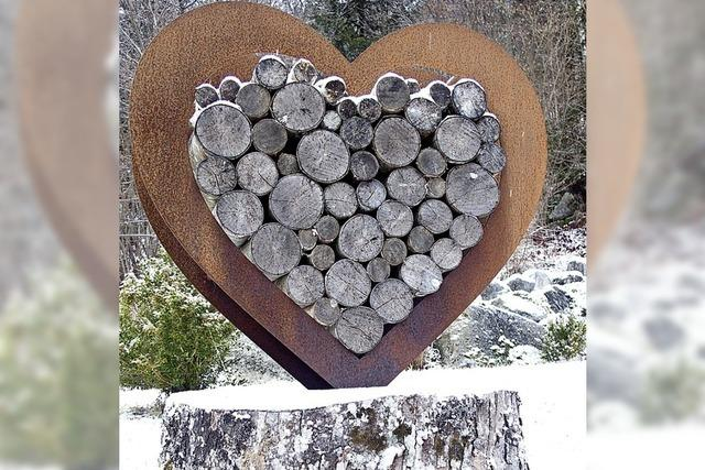 Herz und Holz für Wärme