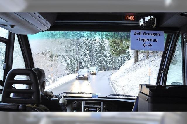 Mehr Fahrgäste im Bus