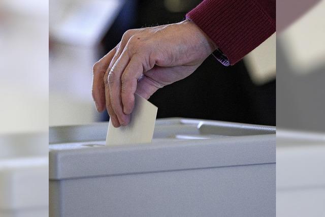 Wer zur Wahl antritt und wer nicht