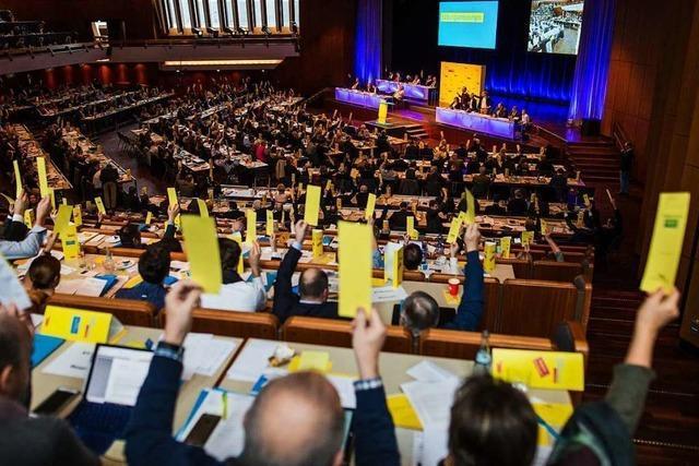 Die FDP hält am Wochenende ihren Landesparteitag in Fellbach ab