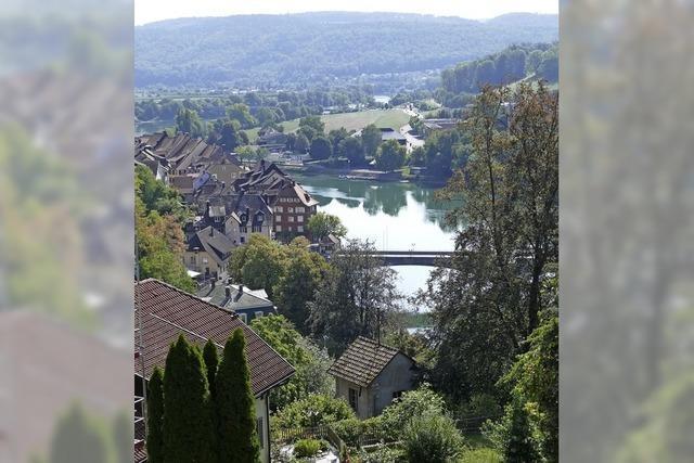 Laufenburg auch von oben