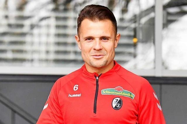 SC Freiburg beginnt mit Training für Rückrunde – mit Amir Abrashi
