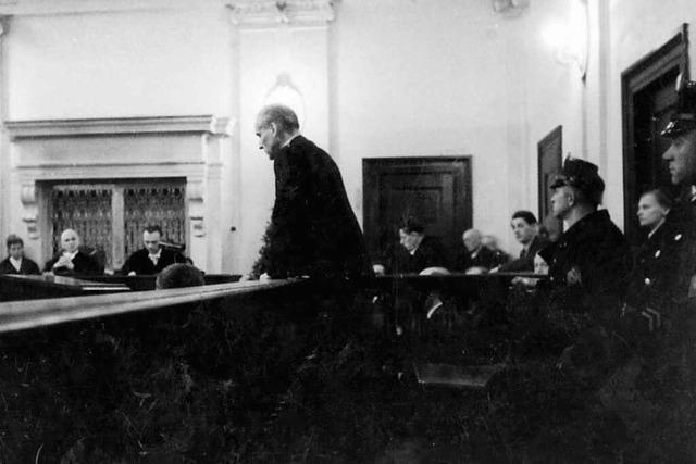 Als in Freiburg ein rechtsextremer Mörder freigesprochen wurde