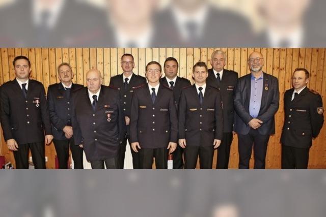 73 Einsätze für die Endinger Feuerwehr