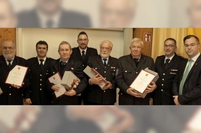 Feuerwehr stemmt 104 Einsätze