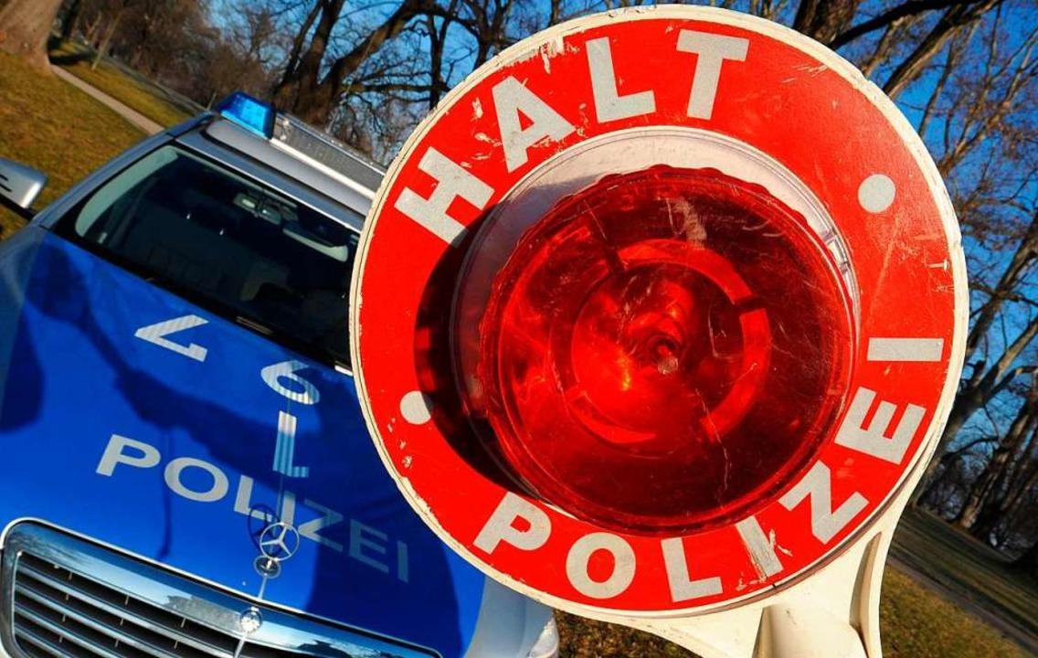 Die Polizei sucht die Unfallflüchtige. (Symbolbild)  | Foto: Franziska Kraufmann