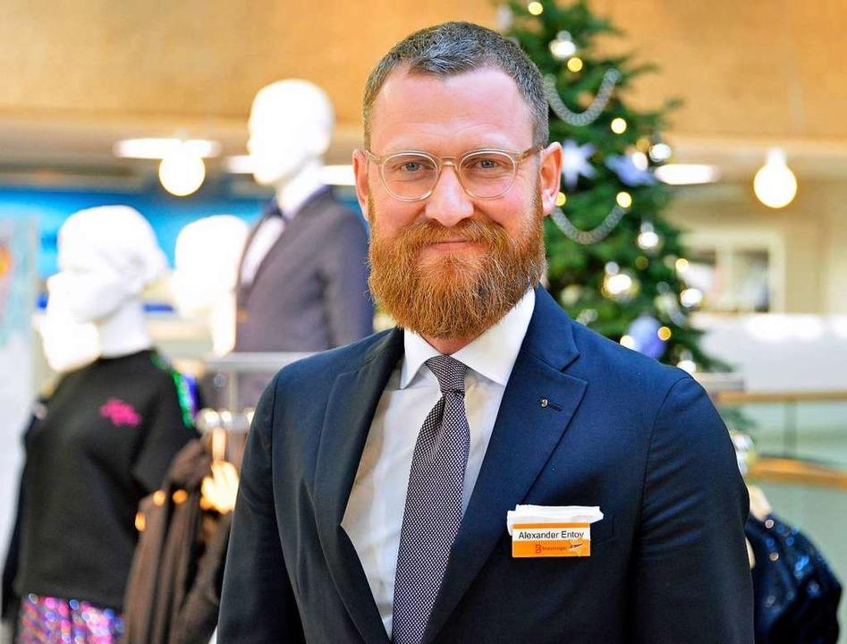 Alexander Entov Ist Breuninger Chef In Freiburg Und So War Sein