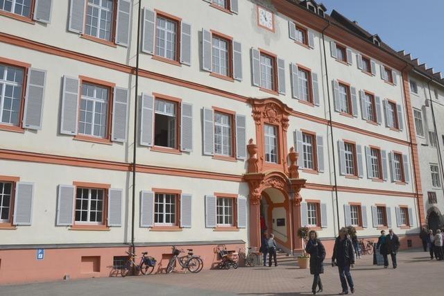 Das Schlosshotel Beuggen in Rheinfelden meldet Insolvenz an