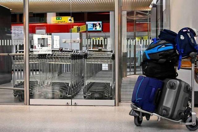 Sicherheitspersonal streikt in Berlin – mehrere Flüge fallen aus