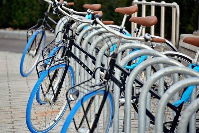 Die Freiburger können Hollandräder jetzt im Abonnement leihen