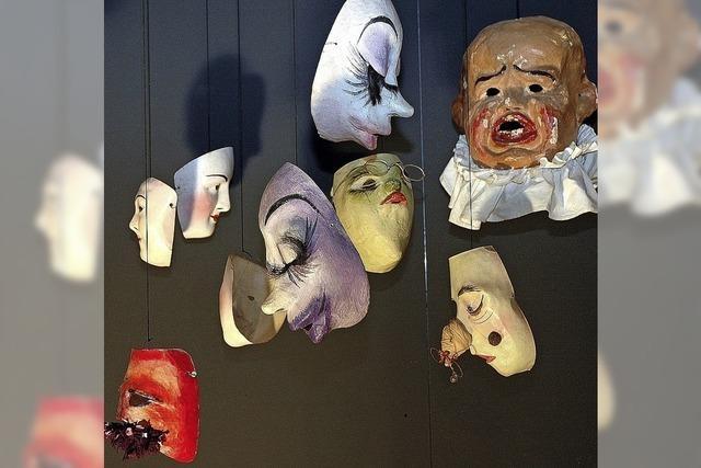 Dominik Wunderlin referiert im Lörracher Dreiländermuseum zur Ausstellung