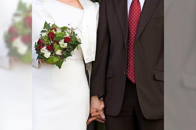 So viele Hochzeiten wie nie zuvor in Bad Säckingen