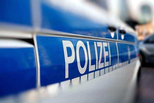 Polizei stoppt eine Schlägerei unter Jugendlichen