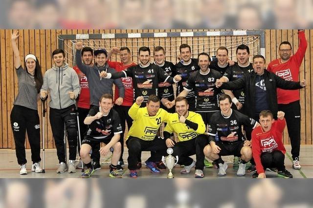 TVH-Handballer sind nicht zu schlagen