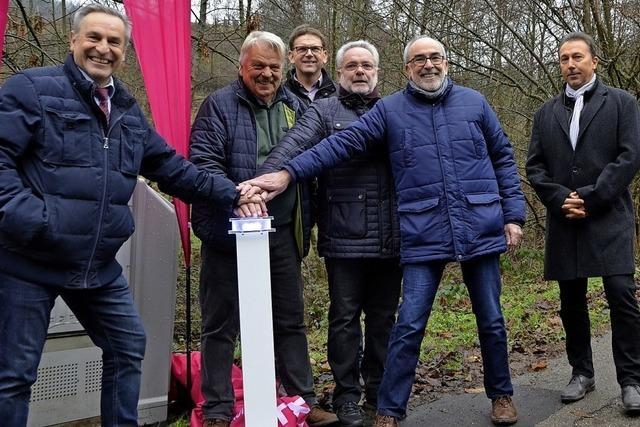 Telekom baut Netz in Diersburg aus