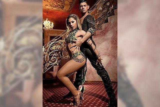 Tanzen mit den Salsa-Weltmeistern