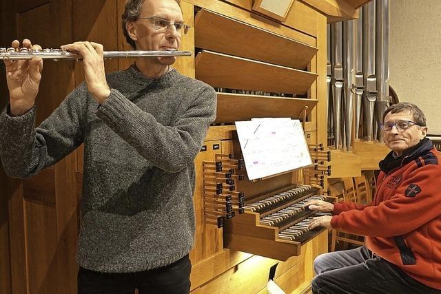 Jazz und Orgel füllen die Bänke der Christuskirche
