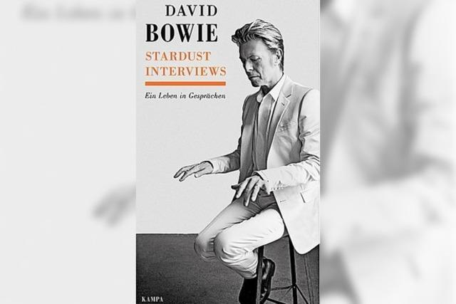 BUCH: Gespräche mit David Bowie
