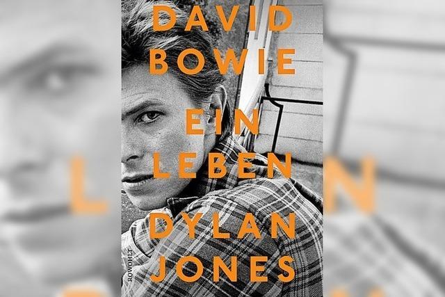BUCH: Gespräche über David Bowie