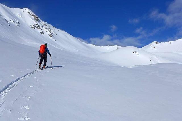 Montafon-Traverse: Eine anspruchsvolle Skitour zwischen Österreich und der Schweiz